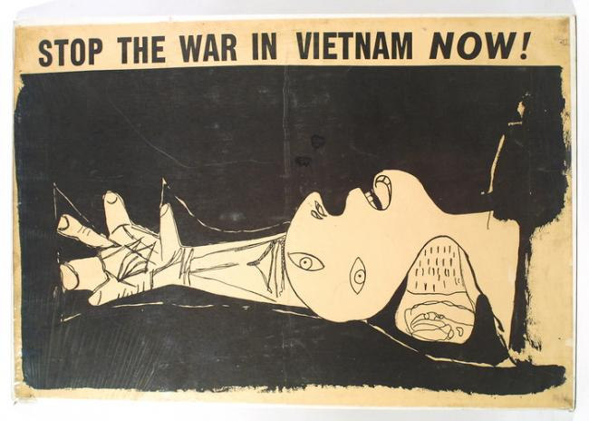 Stop the war in Vietnam now!